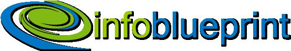 InfoBluePrint - Logo